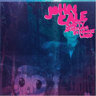 John Cale Album Artwork