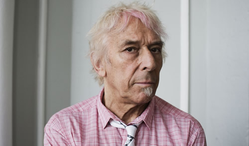 John Cale reveals new Album Artwork + Stream first single: 'I Wanna Talk To You'