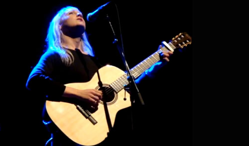 Laura Marling covers The Allman Brothers 'Whipping Post'